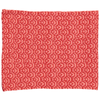 TOOTSA CLASSIC KUMORI Knitted Scarf/Coral (Origami paper)