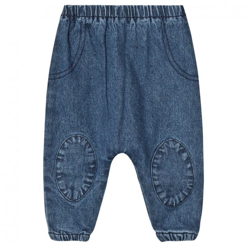 TOOTSA TOTS CLASSIC JEANS/Washed Blue