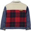 NEWFOUNDLAND Lumberjack Jacket/Dark Denim
