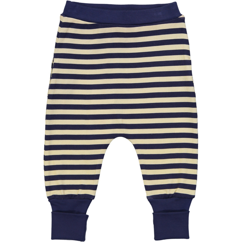 ESSENTIAL Baby Unisex Organic Cotton Trousers (Pack of 2)/Navy, Sun