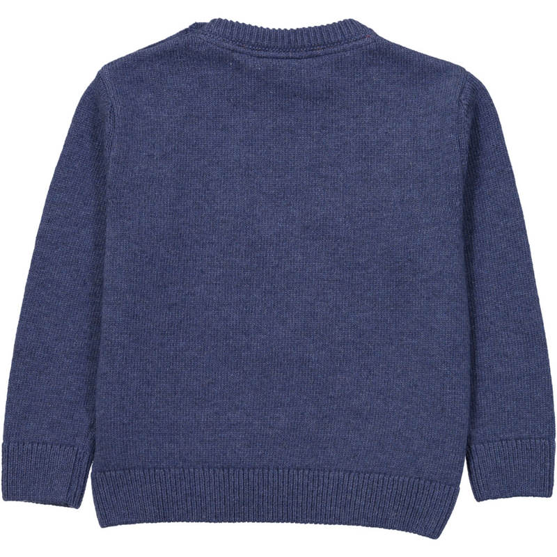 HARO Knit Jumper/Dark Blue