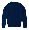 TOOTSA CLASSIC FOX Adult Sized Jacquard Knit Jumper/Deep Blue