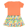 KIRRA Tots Organic Cotton Jersey Dress/Multicoloured (Under The Sea)