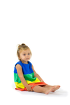 HALEIWA Tots Organic Cotton Jersey Dress/Multicoloured