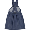CALGARY Tootsa Tots Denim Pinafore Dress/Dark Denim