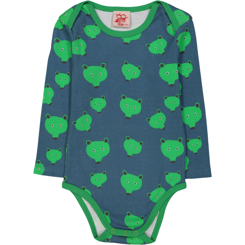 BANFF All over printed Tootsa Tots body/Stormy Blue (Bears)