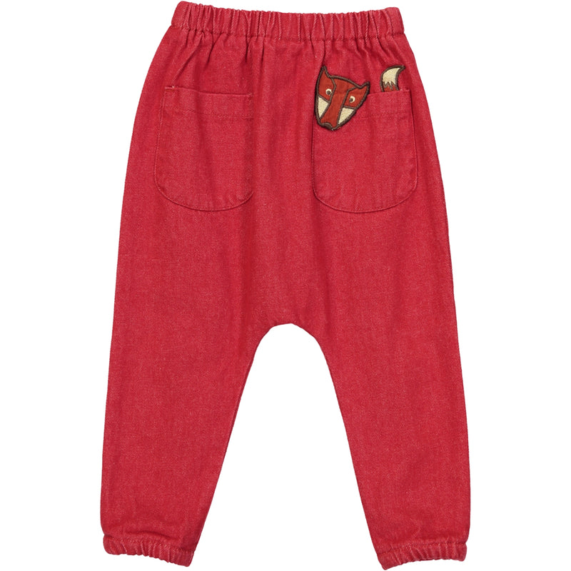 TOOTSA TOTS CLASSIC JEANS/Bright Red
