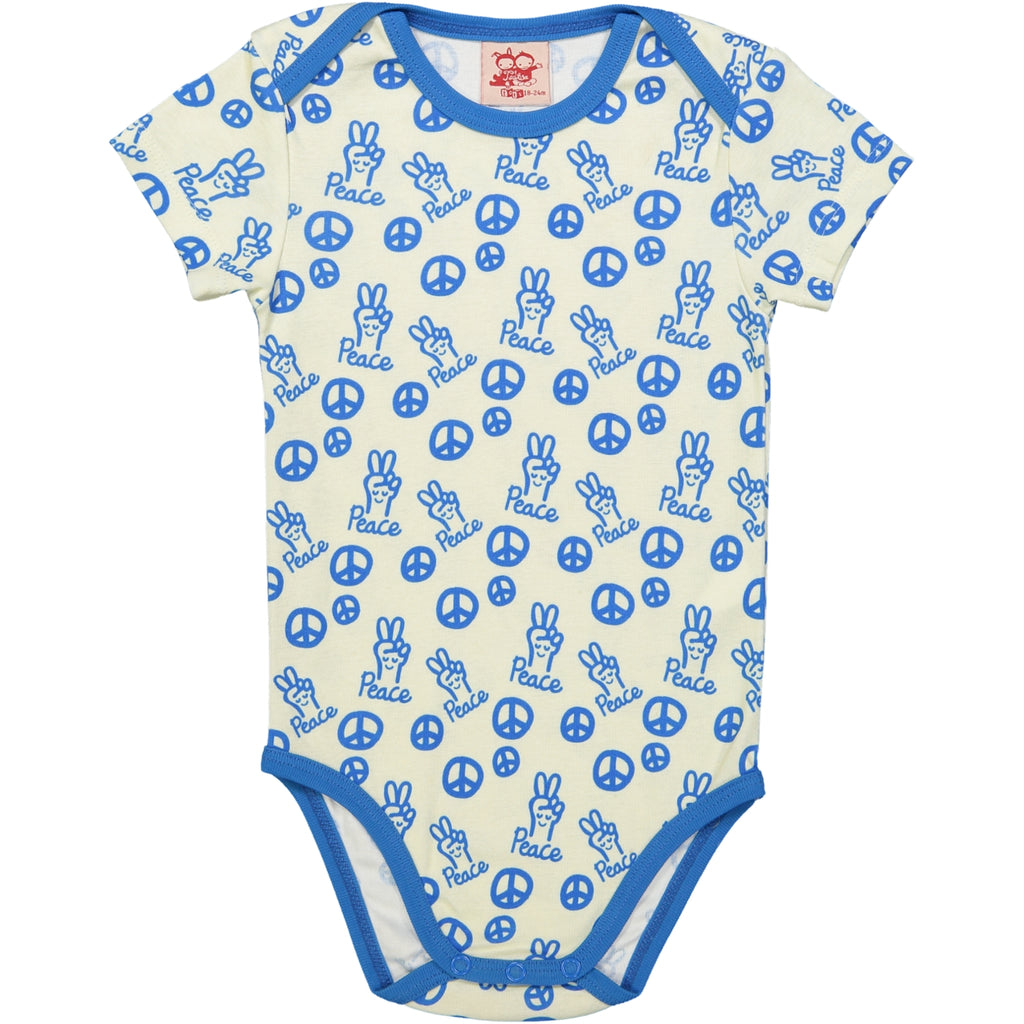 TOTO All over printed Tootsa Tots body/Bright Blue