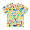 ULUWATU Tots Organic Cotton T-shirt/Multicoloured (Under The Sea)