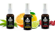 Silverback CBD Spray Berry Flavour Oil 4800mg- 30ml