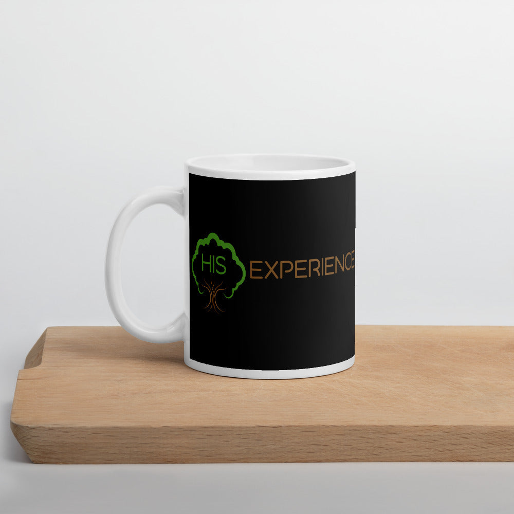 His Experience Mug Black Version