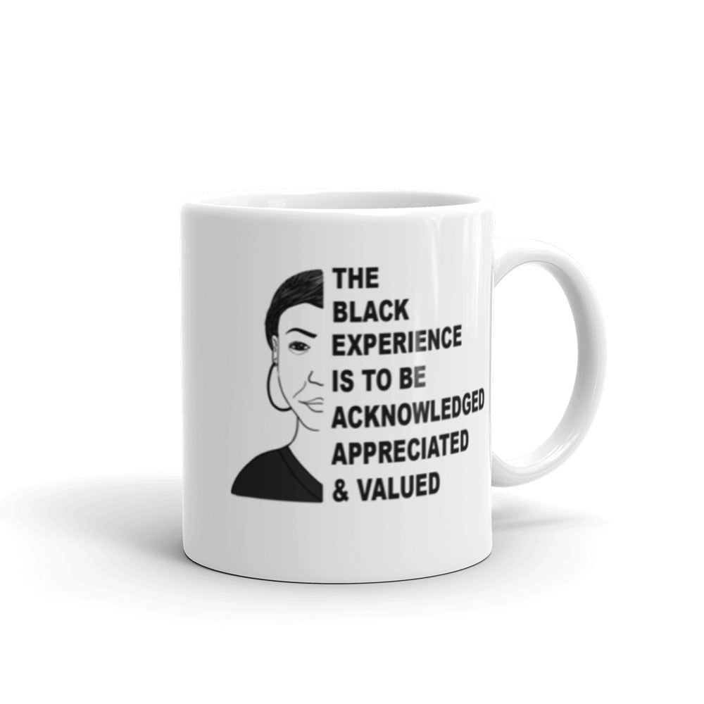 The BLACK EXPERIENCE Mug For Women