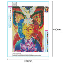 Load image into Gallery viewer, Diamond Painting - Full Round - Novelty Buddhism