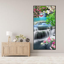 Load image into Gallery viewer, Diamond Painting - Full Round - Landscape (85*45cm)