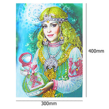 Load image into Gallery viewer, Diamond Painting - Crystal Rhinestone - Beauty