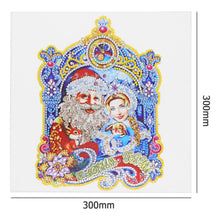 Load image into Gallery viewer, Diamond Painting - Crystal Rhinestone - Santa Claus