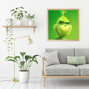Diamond Painting - Full Round - The Grinch