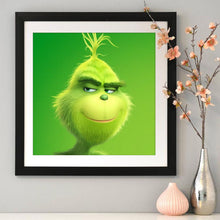 Load image into Gallery viewer, Diamond Painting - Full Round - The Grinch