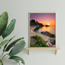 Load image into Gallery viewer, Diamond Painting - Full Round - Sea View