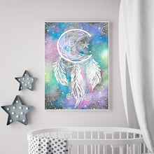 Load image into Gallery viewer, Diamond Painting - Full Round - Dream Catcher