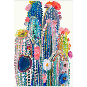 Diamond Painting - Full Round - Cactus