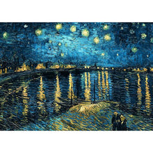 Load image into Gallery viewer, Diamond Painting - Full Round - Fantasy Night