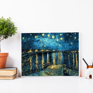 Diamond Painting - Full Round - Fantasy Night