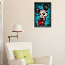 Load image into Gallery viewer, Diamond Painting - Full Round - Mickey