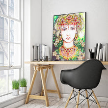 Load image into Gallery viewer, Diamond Painting - Crystal Rhinestone - Holy Women