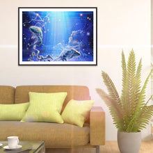 Load image into Gallery viewer, Diamond Painting - Full Round - Undersea Love