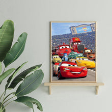 Load image into Gallery viewer, Diamond Painting - Full Round - Racing Cars