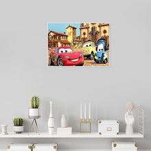 Load image into Gallery viewer, Diamond Painting - Full Round - Car's Party