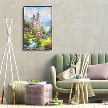 Load image into Gallery viewer, Diamond Painting - Full Round - Castle