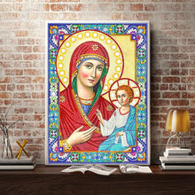 Load image into Gallery viewer, Diamond Painting - Crystal Rhinestone - Religious