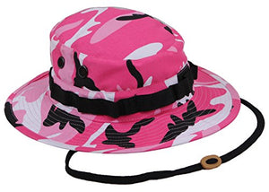 Rothco Boonie Hat Pink Camo - (7) Inch