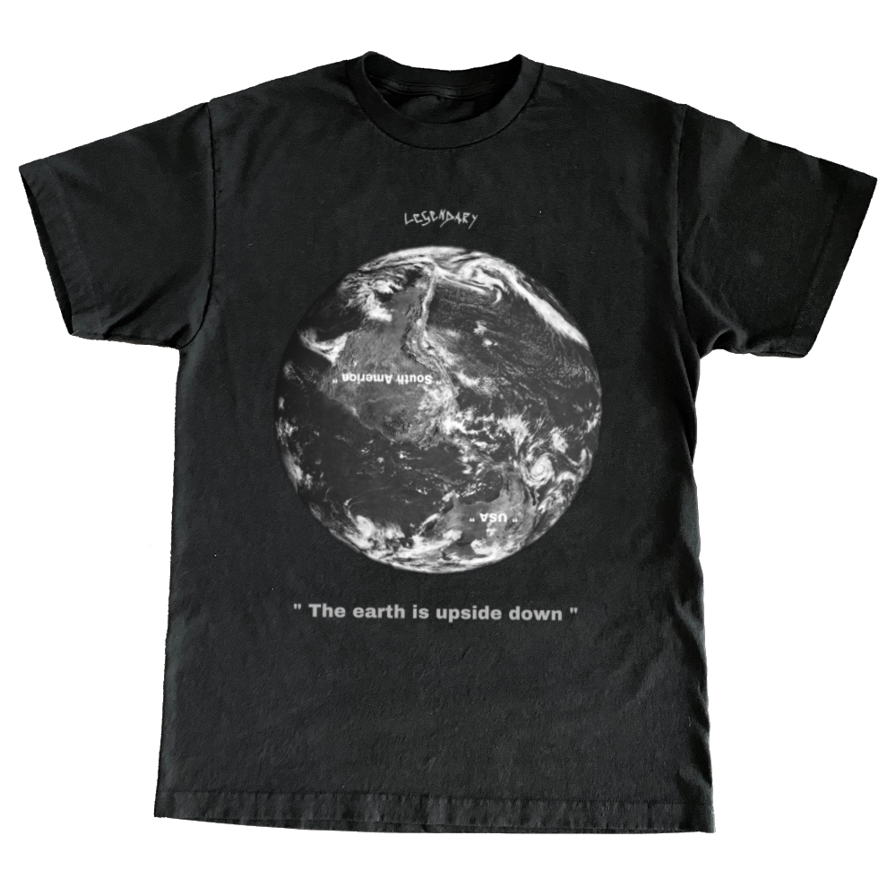 Legendary Earth Tee