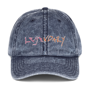 Legendary Summer Vintage Cap