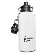 Load image into Gallery viewer, Bangtan Bums Water Bottle - white