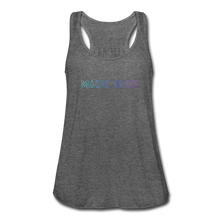 Load image into Gallery viewer, Women's Flowy Tank Top, Magic Shop - deep heather