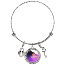Load image into Gallery viewer, Epilepsy Warrior Chloe Bracelet - Coach Rock