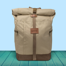 Load image into Gallery viewer, The El Dorado™ Roll Top Pack (Tan)