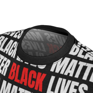 Black Lives Matter T-shirt - Coach Rock