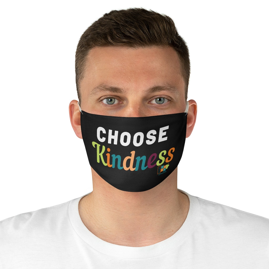 Choose Kindness Fabric Face Mask