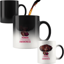 Load image into Gallery viewer, Human Trafficking Awareness Girl Magic Mug 11oz - Coach Rock