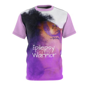 Epilepsy Awareness Warrior All over Print - Coach Rock
