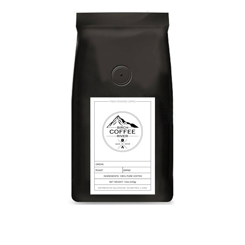 Premium Single-Origin Coffee from Tanzania, 12oz bag - Coach Rock