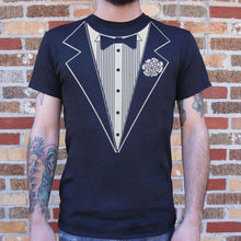 Load image into Gallery viewer, Tuxedo T-Shirt (Mens) - Coach Rock