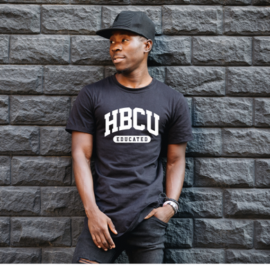 HBCU Educated T-Shirts and Hoodies
