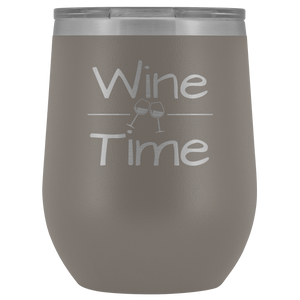 Wine Time Wine Tumbler - Coach Rock