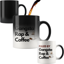 Load image into Gallery viewer, Fuled by Coffee (Gangsta Rap & Country Music) - Coach Rock